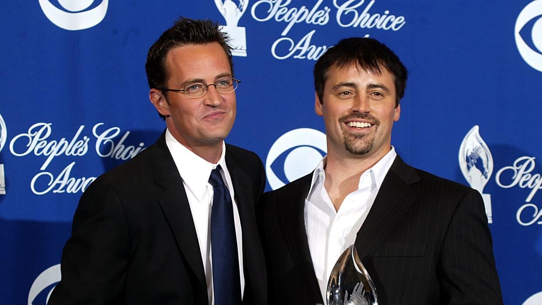 Matthew Perry y Matt LeBlanc
