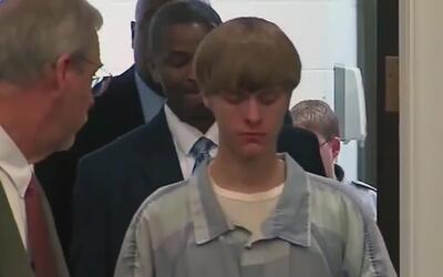 Juez Federal de Carolina del Sur determinó que Dylann Roof será juzgado...