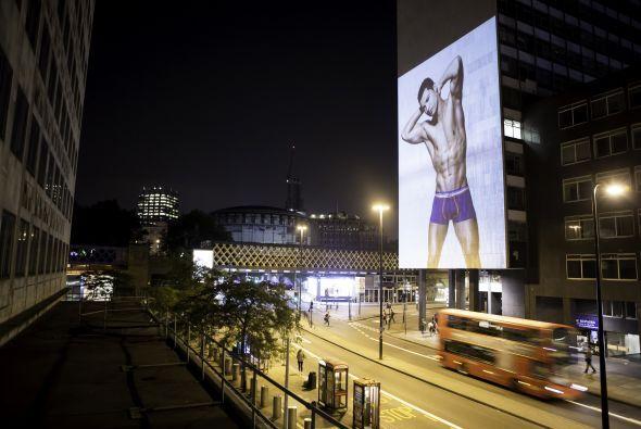 El delantero portugués lanzó su linea de ropa llamada, 'CR7 Underwear',...