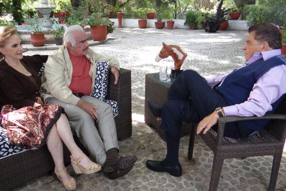 Una de sus mayores alegrías son sus hijos, en especial Alejandro Fernánd...