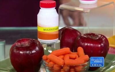 Mitos y realidades de las vitaminas