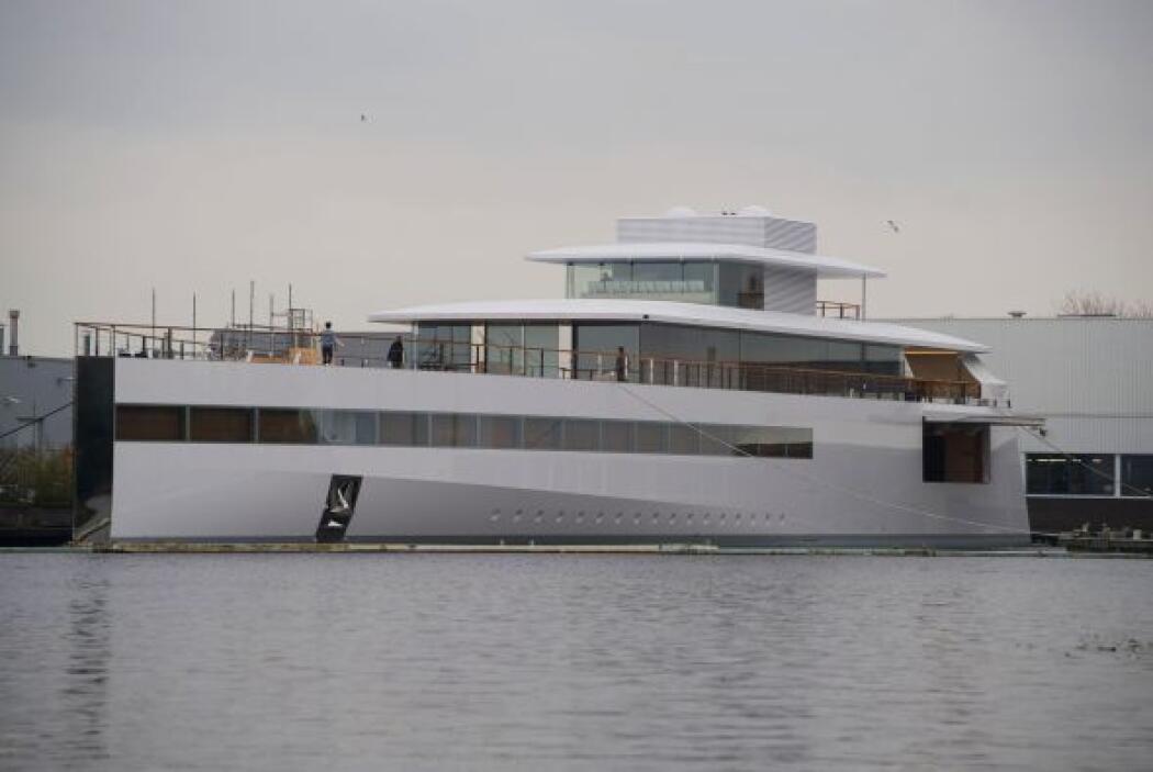El Yate Venus, cuyo dueño fuera el padre de Apple Steve Jobs, ya puede v...