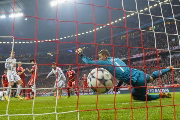 En la UEFA Champions League llegó hasta las semifinales donde el Bayern...