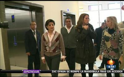 Lucero conducirá la segunda edición del Teletón USA