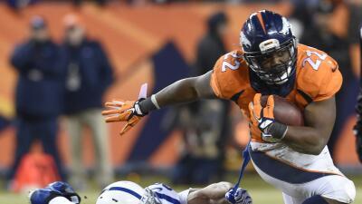 El corredor de los Broncos se dice listo para la temporada 2015 (AP-NFL).