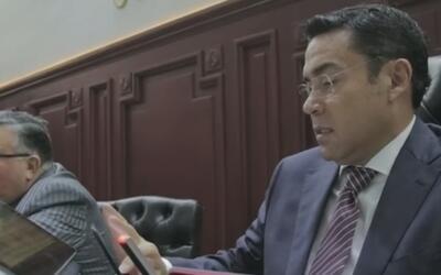 Presidente del Supremo Tribunal de Justicia en Jalisco ocultó antecedent...