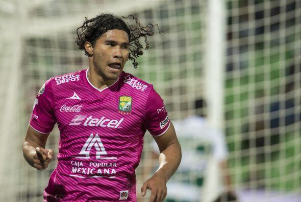 El 'Gullit' fue el gran estandarte del León en el Torneo Apertura 2013 d...