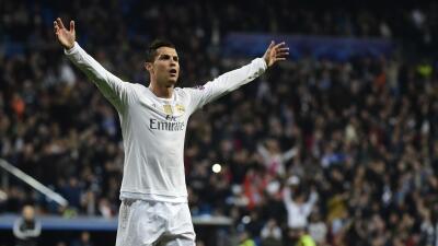 Cristiano Ronaldo le anotó cuatro goles al Malmö