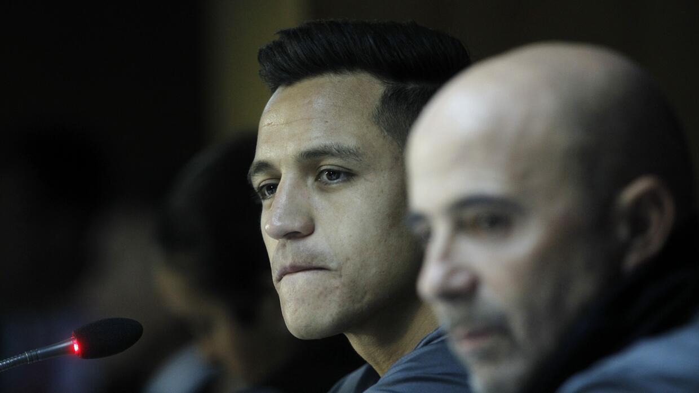 El extremo chileno reconoció que la polémica de Vidal afectó al grupo.