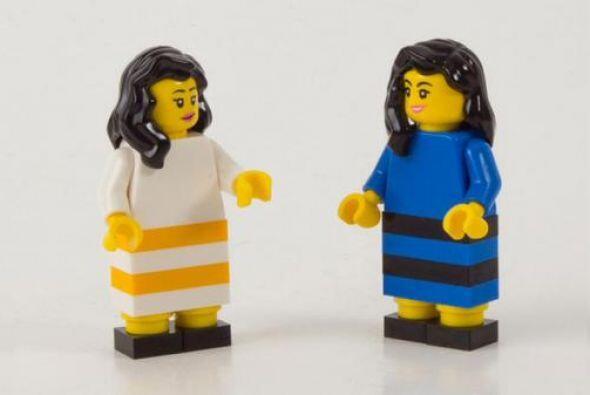Hasta los de LEGO se metieron en la controversia.