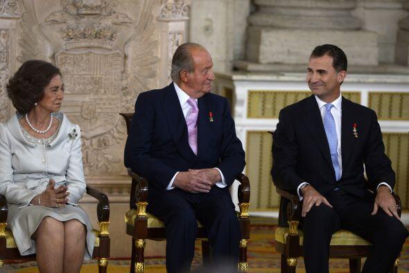 Felipe de Borbón será proclamado mañana rey en un a...