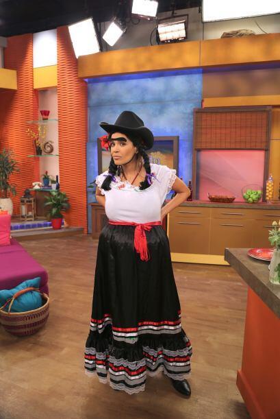 No cabe duda, Con Doña Chona nadie puede.
