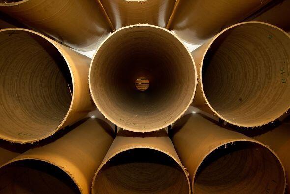 Su primera incursión fue el uso del papel reciclado en 1986, con la idea...