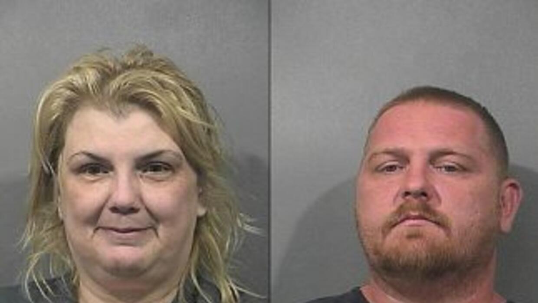 Kimberly Kubina y Riley Choate encaran cargos por supuestamente haber ma...