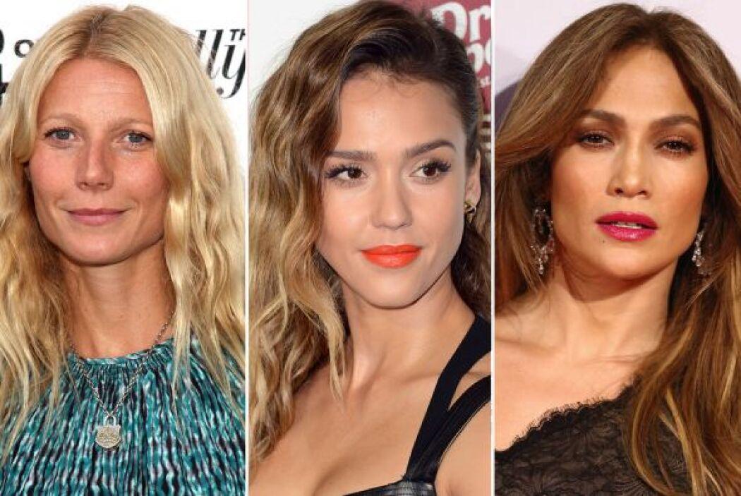 Estas famosas poseen unas cabelleras espectaculares y muchas veces las h...
