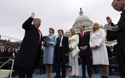 La inmigración, una de las plataformas de la administración de Donald Trump