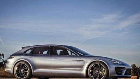 El Porsche Panamera Sport Turismo, versión evolucionada del conce...