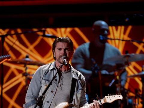 Juanes deslumbró con su presentación sobre el escenario de Premio Lo Nue...