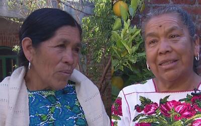 Tras dos décadas sin verse, dos madres mexicanas podrían reencontrarse c...