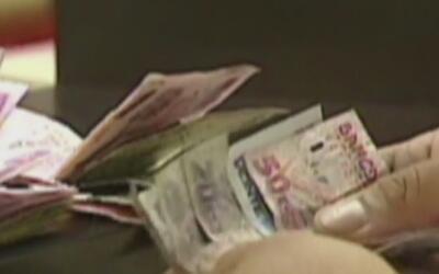 Montos de las remesas enviadas de Estados Unidos a México han aumentado...
