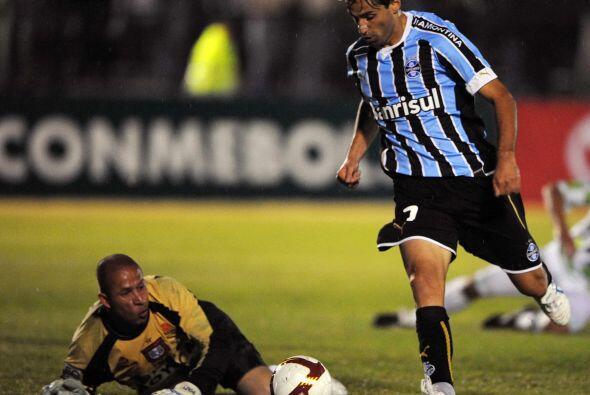 El goleador de la liga fue Jonás, del Gremio de Porto Alegre que culminó...