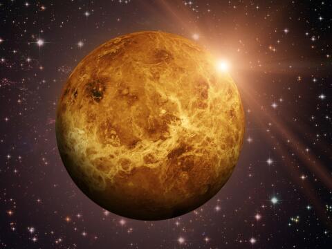 Venus entra en sagitario