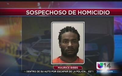 Detienen a sospechoso de homicidio