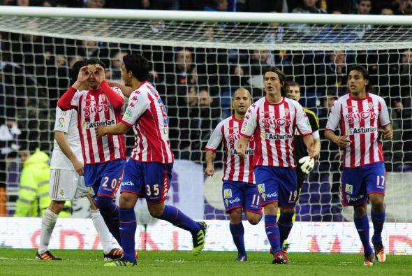 Para sorpresa de muchos, el Sporting se fue al frente por la vía del pen...