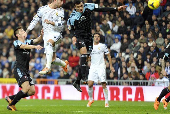 Llegada tras llegada y el Madrid no abría el marcador.