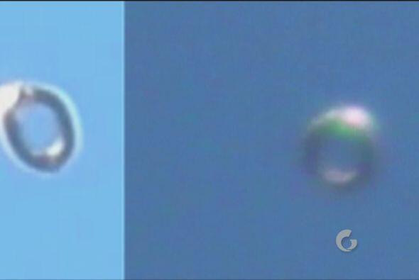 Una de las naves extraterrestres más increíbles que se han posido observ...