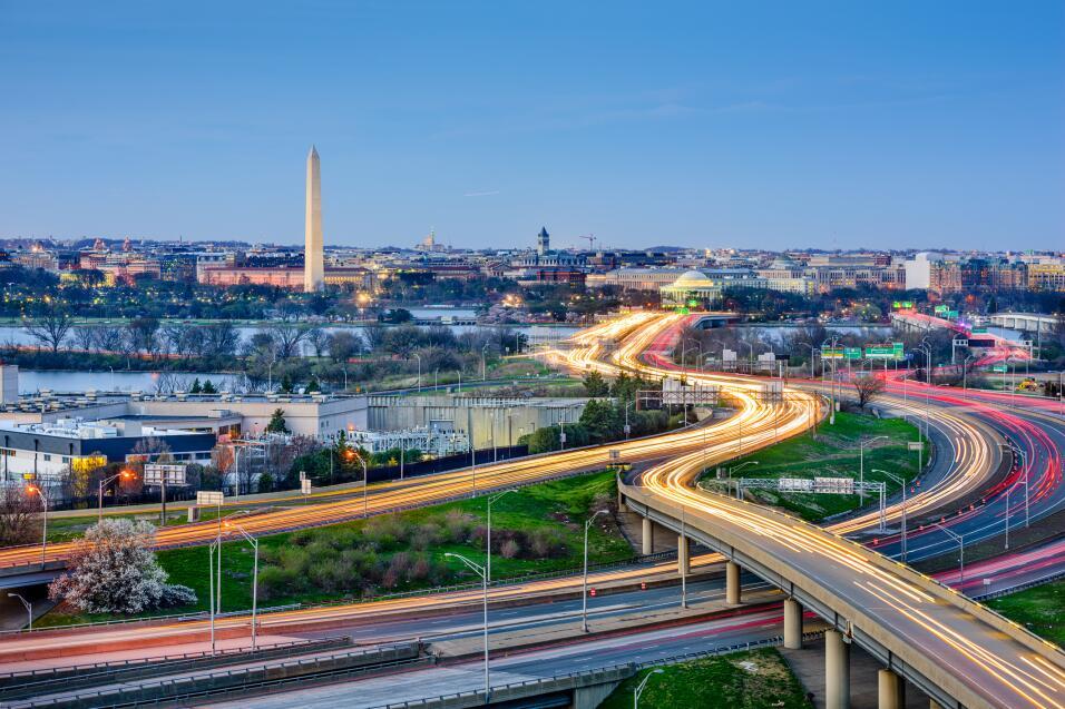 El área metropolitana de Washington DC reune a alrededor de 400,000 indo...