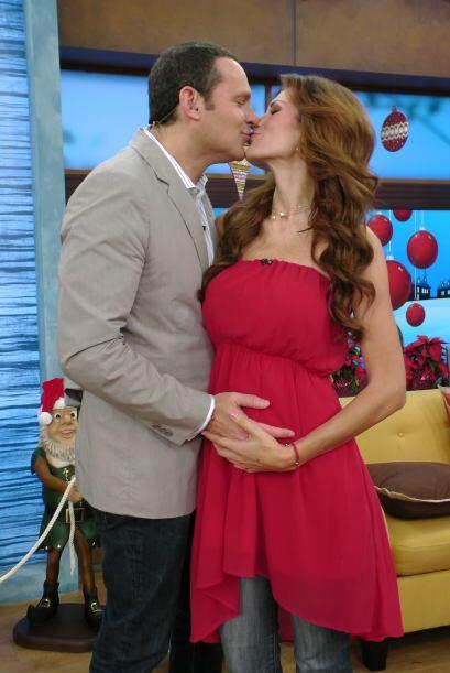 Con el futuro bebé de Alan y Cristy, la familia de Despierta sigu...