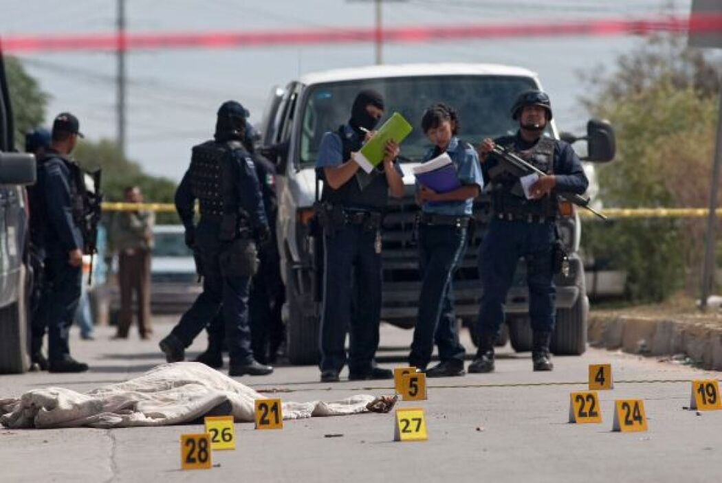 Tamaulipas (noreste, fronterizo con Estados Unidos) figura como el cuart...