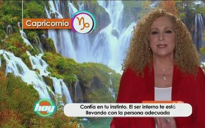 Mizada Capricornio 05 de mayo de 2016