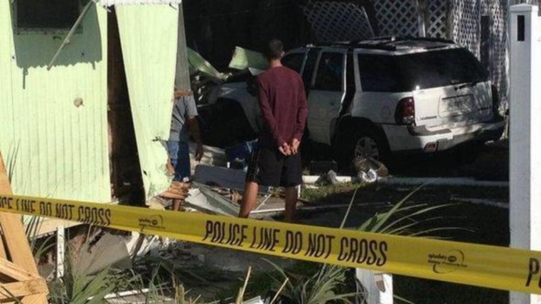 El suceso ocurrió alrededor de las 02.30 hora local, cuando un vehículo,...