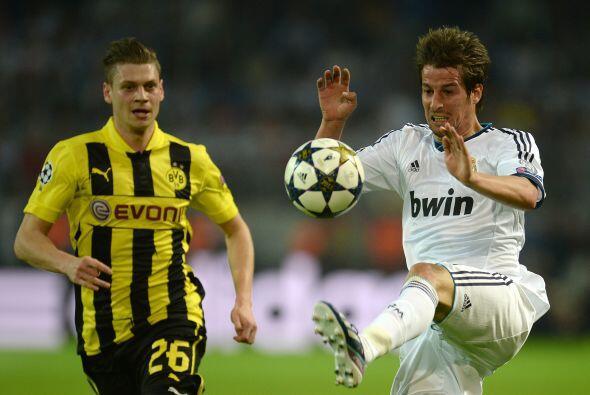 El juego madridista encontraba problemas para fluir y los alemanes quer&...