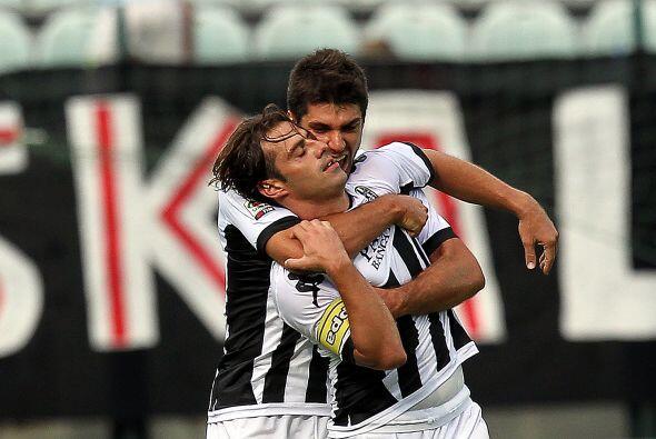 Faltaban los goles de Emanuele Calaio, que consiguió un doblete y...
