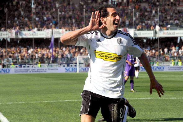 Pero casi al final del juego, Fabio Caserta salvó el empate y un...