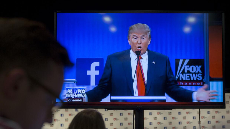 La campaña electoral fue el tema más popular en Facebook en 2015.