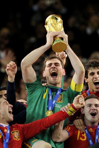 Iker Casillas, figura y parte importante de la selección espa&nti...