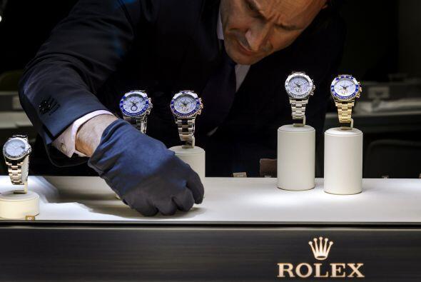 No podía faltar Rolex en BaselWorld de este año.