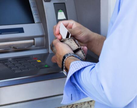 ATM Cajero automático