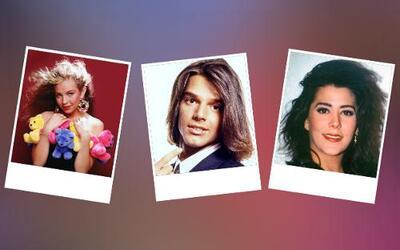 Los famosos que pusieron el ritmo en los 90