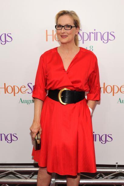 Meryl Streep es considerada una de las mejores actrices de todos los tie...