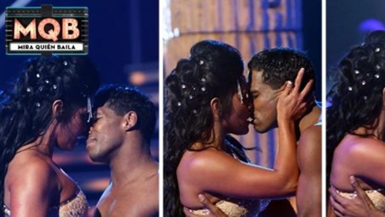 Un beso convirtió al bailarín en príncipe por un día.
