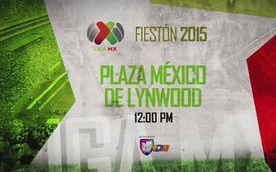 Regresa el Fieston de la Liga MX