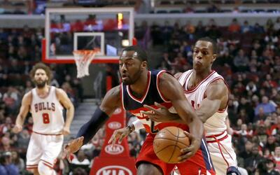 Los Washington Wizards vencieron 107-97 a Chicago Bulls.