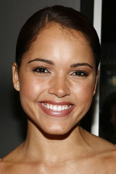 La actriz y presentadora Susie Castillo, quien representó a Estad...