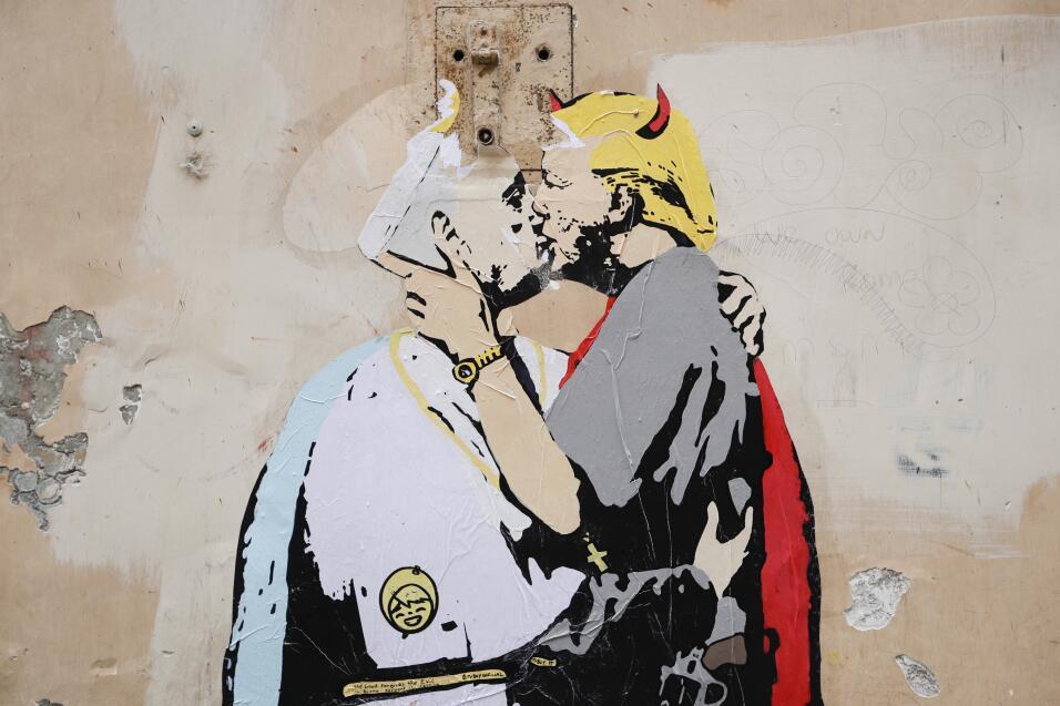 Donald Trump y el Papa