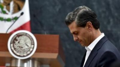 Las asociaciones empresariales le dan la espalda al presidente mexicano...
